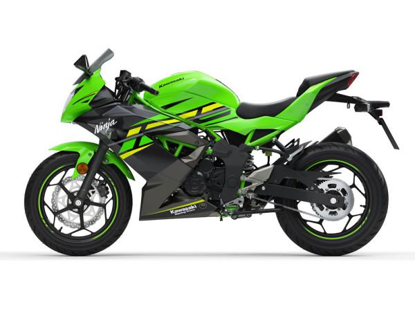 Nova Ninja 125 2019 Verde