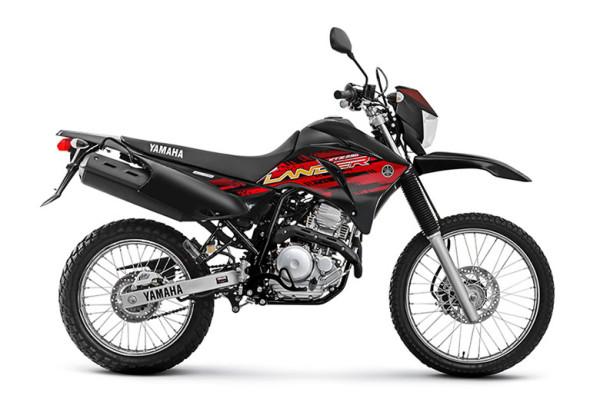 Nova Lander 250 2019 Preta