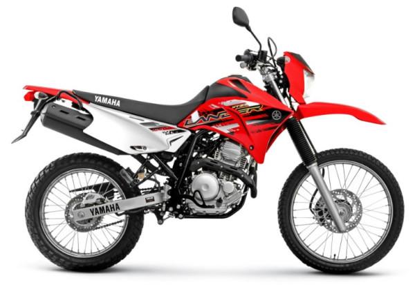 Nova Lander 250 2019 Vermelha