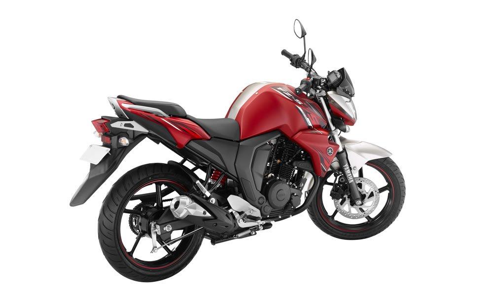 Nova Yamaha Fazer 150 2019 Motorede