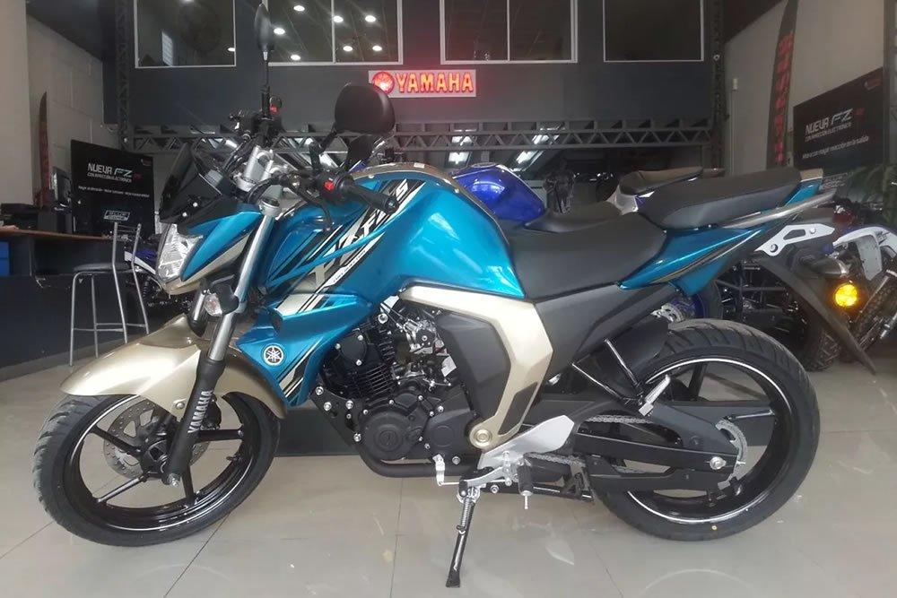 2018 Yamaha Motorcycles >> Nova Yamaha Fazer 150 2019 | Motorede