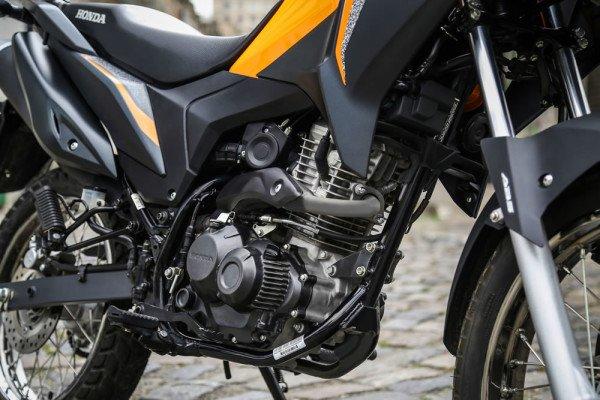 XRE 190 2019 Motor e Consumo
