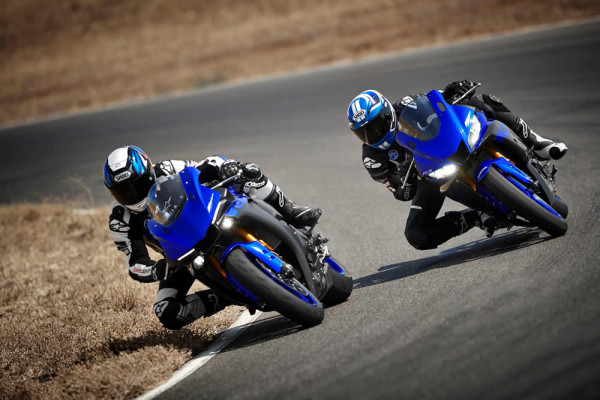 Nova Yamaha R3 2019 e R1