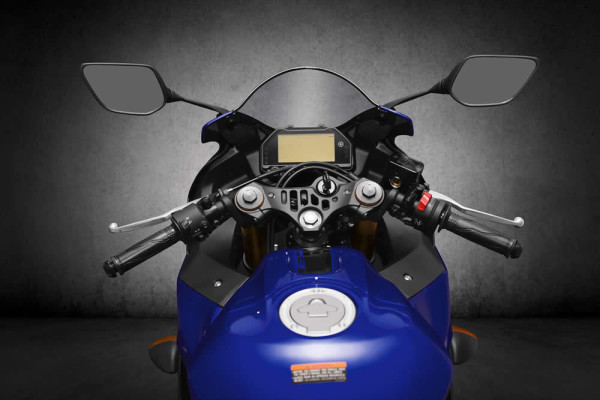Nova Yamaha R3 2019 Tanque Combustível