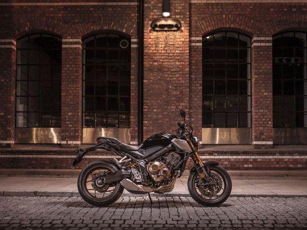 Honda CB 650R 2019 04
