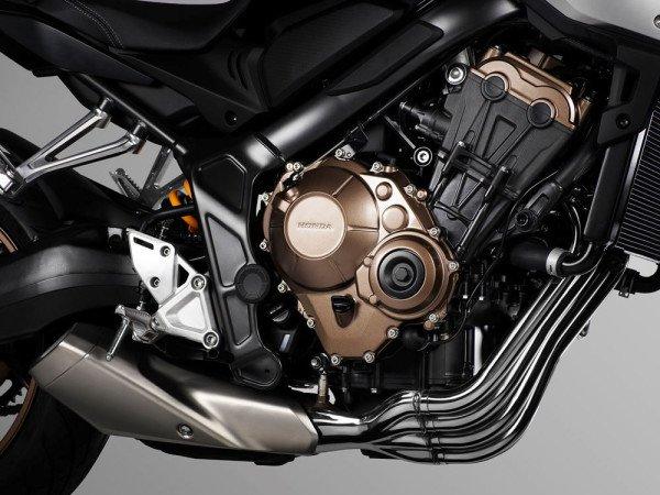 Honda CB 650R 2019 12 Motor