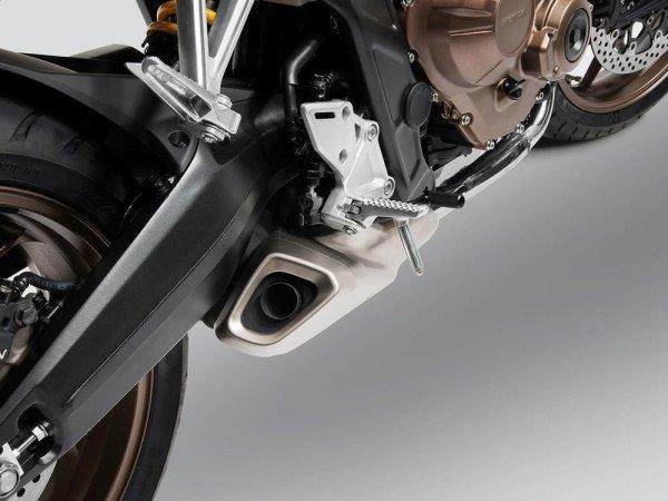 Honda CB 650R 2019 13 Escapamento