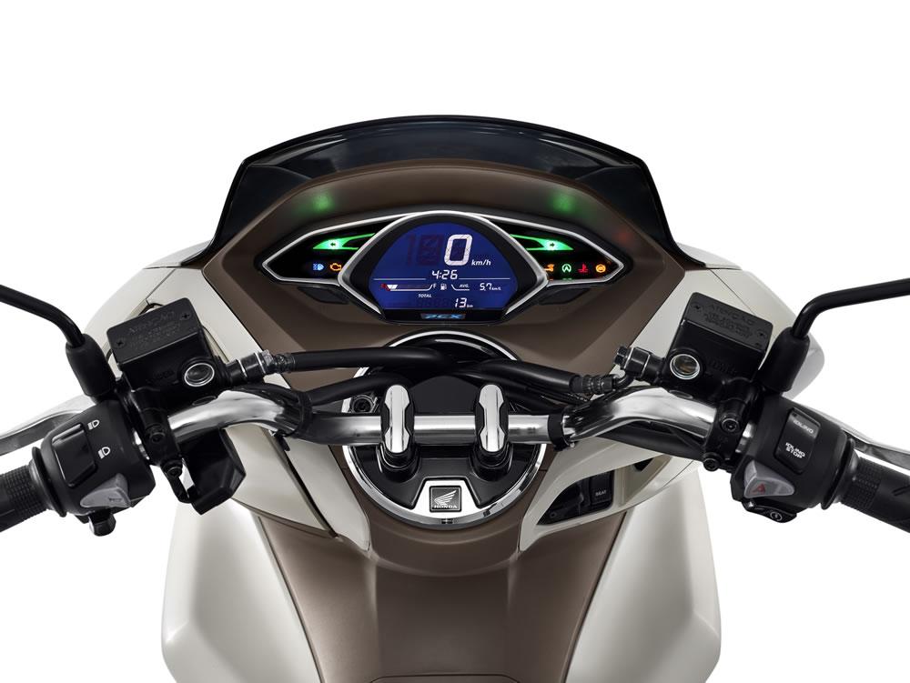 Honda Pcx 150 2019 01 Motorede