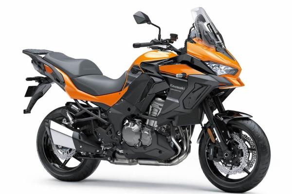 Kawasaki Versys 1000 2019 07 Laranja
