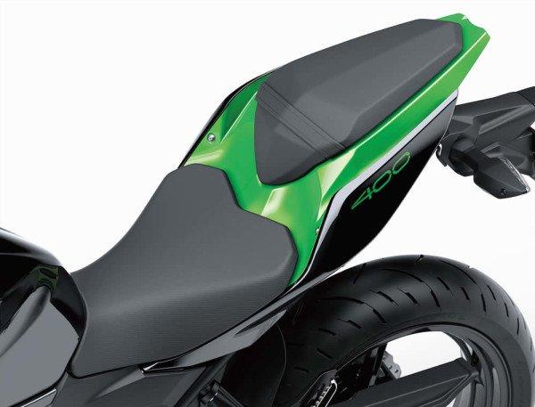 Nova Z400 2019 Assento