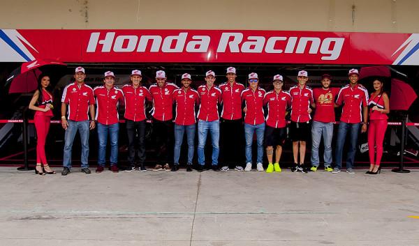 Títulos Honda Racing 2018