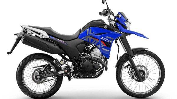 Lander ABS 2019 Cor Azul Lado
