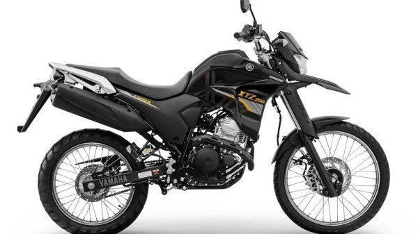 Lander ABS 2020 Cor Preta Lado