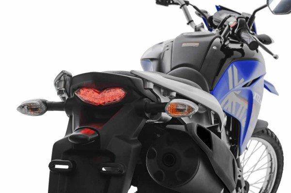 Lander ABS 2020 Lanterna Traseira