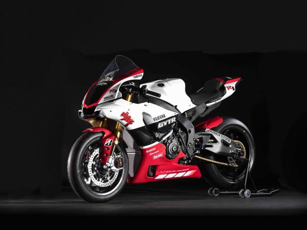 Yamaha R1 GYTR 2019 Edição Especial