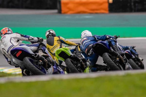 Yamaha R3 Cup 2018