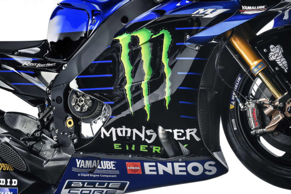 Yamaha-YZR-M1-2019 Monster Energy Yamaha