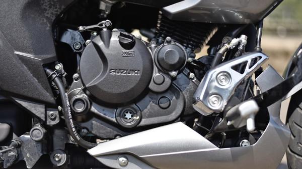 Suzuki Intruder 150 2019 Motor