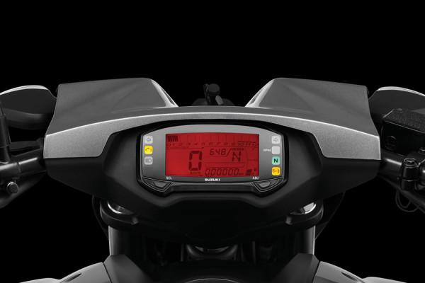 Suzuki Intruder 150 2019 Painel Digital