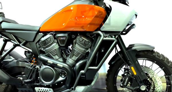Harley-Davidson Pan America Adv Touring