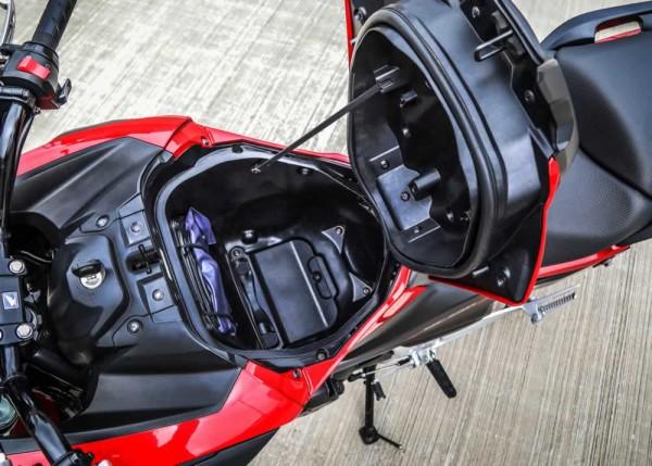 Honda NC 750X 2020 Tanque Falso