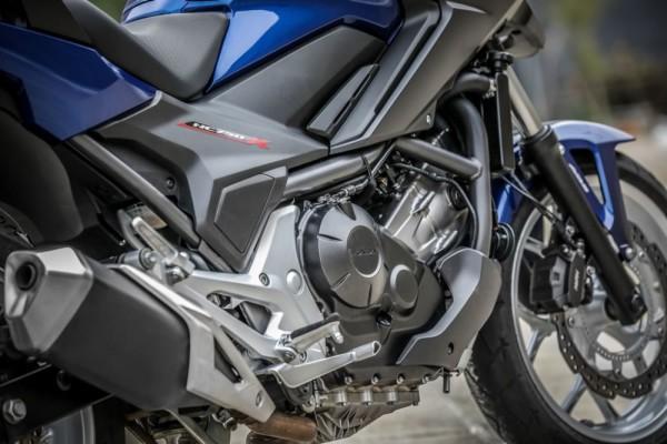 Honda NC 750X 2020 Motor