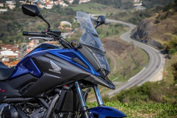 Honda NC 750X 2020 Especificacoes