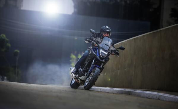 Honda NC 750X 2020 Azul