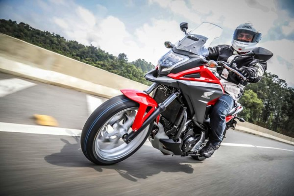 Honda NC 750X 2020 Vermelha Preco
