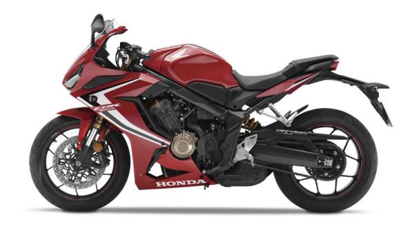 Nova CBR 650R 2020 Design