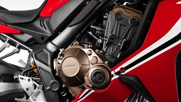 Nova CBR 650R 2020 Motor