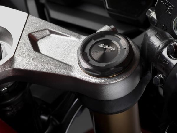 Nova CBR 650R 2020 Suspensao