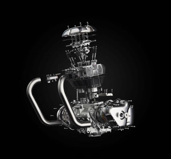 Royal Enfield Motor 650