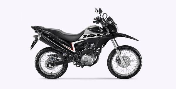 Honda Bros160 2020 Preta