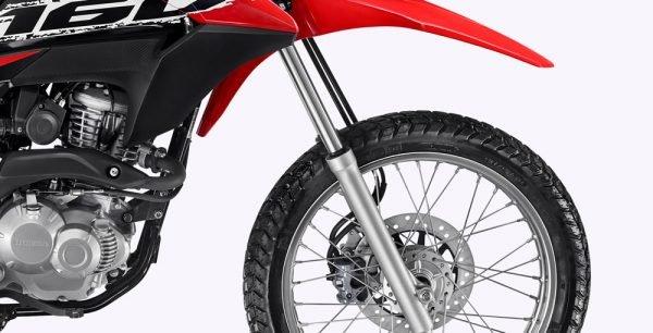 Honda Bros160 2020