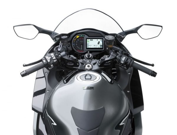 Kawasaki Ninja H2 SX SE no Brasil