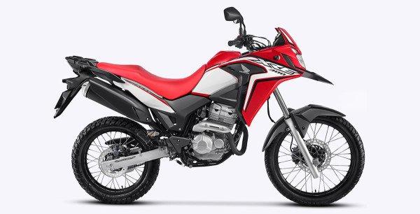 XRE 300 2020 Vermelha