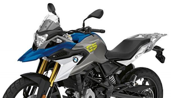 BMW G 310GS 2020 Azul