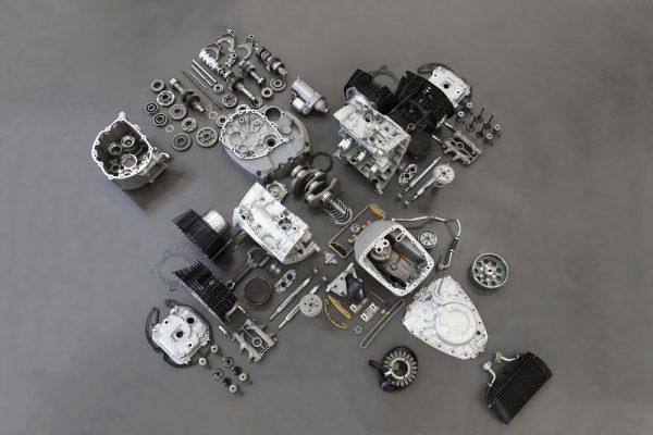 Motor Boxer BMW