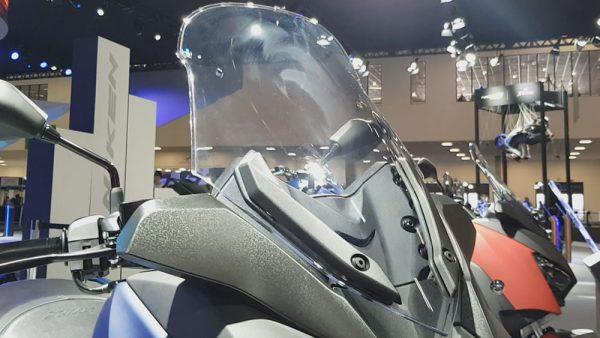 Yamaha X-Max 250 Para-brisa Ajustável