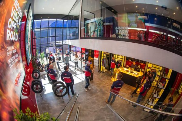 Fábrica Borilli Racing Tapejara