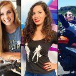 As mulheres vão dominar o Brasil, de moto!