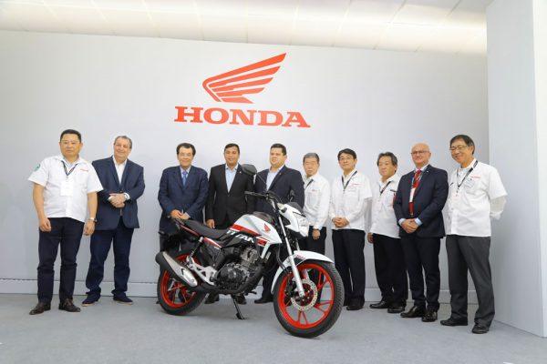 Honda Fábrica 25 milhões de motos