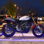 Nova Yamaha XSR-155 herança esportiva à tona