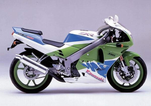 ninja-zxR250