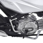 A importância da partida a pedal da moto
