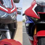 Lançamentos Honda 2021 para o Brasil Forza 350, Africa Twin 1100 e mais
