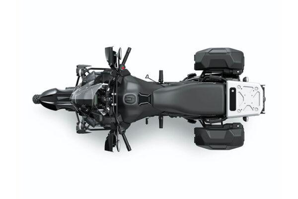 Kawasaki KLR650 2022 Visão Superior
