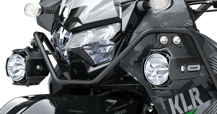 Kawasaki KLR650 2022 Farol