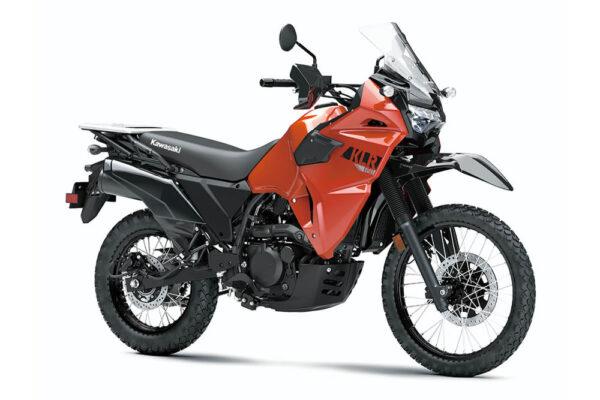Kawasaki KLR650 2022 Laranja